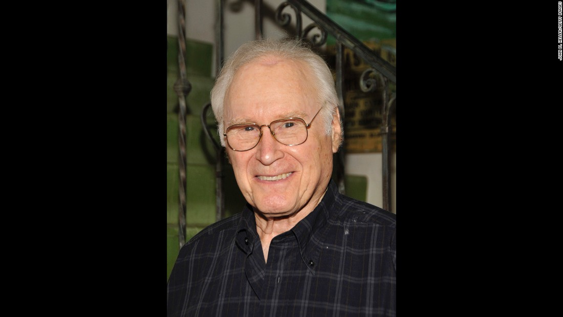 "Actor <a href=""http://www.cnn.com/2015/07/20/entertainment/george-coe-obit-feat/index.html"" target=""_blank"">George Coe</a>, an original member of ""Saturday Night Live's"" Not Ready for Prime Time Players who also appeared in such films as ""Kramer vs. Kramer"" and ""The Stepford Wives,"" died on July 18. He was 86."