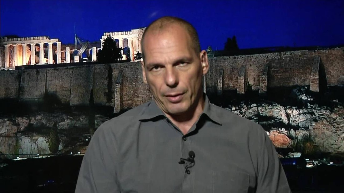 Yanis Varoufakis: Greece 'made mistakes, there's no doubt'