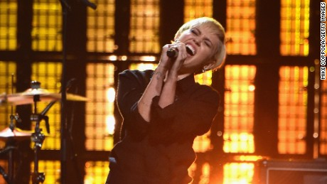 "Miley Cyrus will serve as a key adviser for all four teams on ""The Voice."""