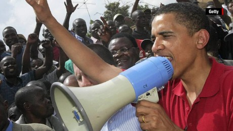 Why Kenya holds 'special place' in Obama's heart