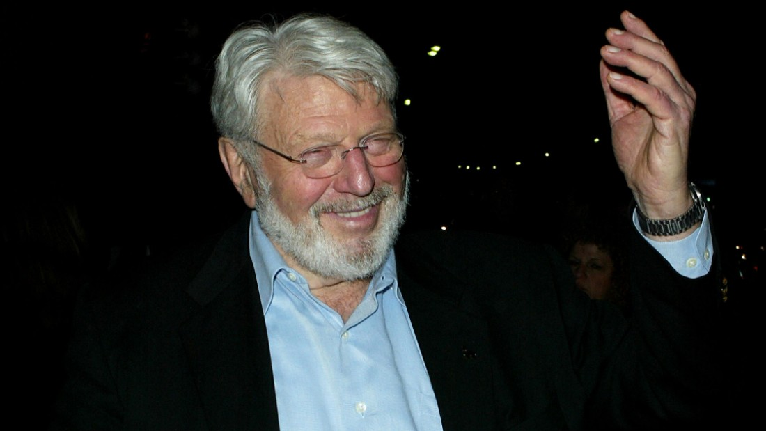 Actor and folksinger Theodore Bikel, seen here in 2003, had a long and successful career.