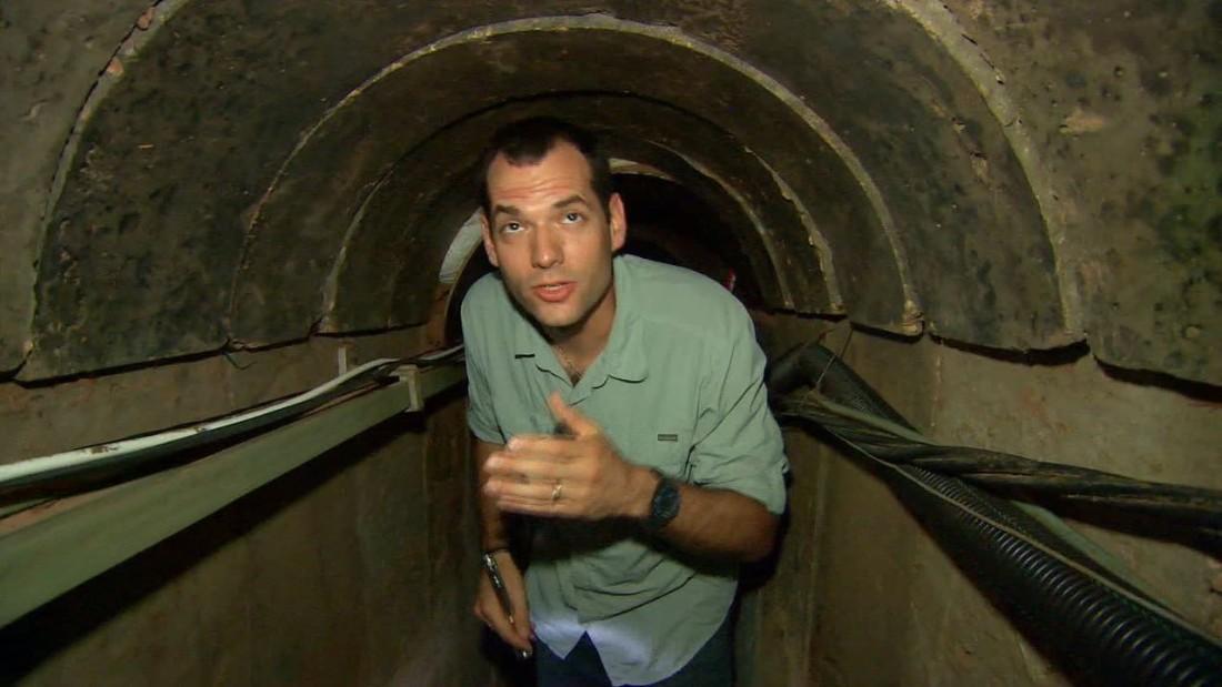 Dangerous game: Israel battles Hamas in tunnel 'hide-and-seek'