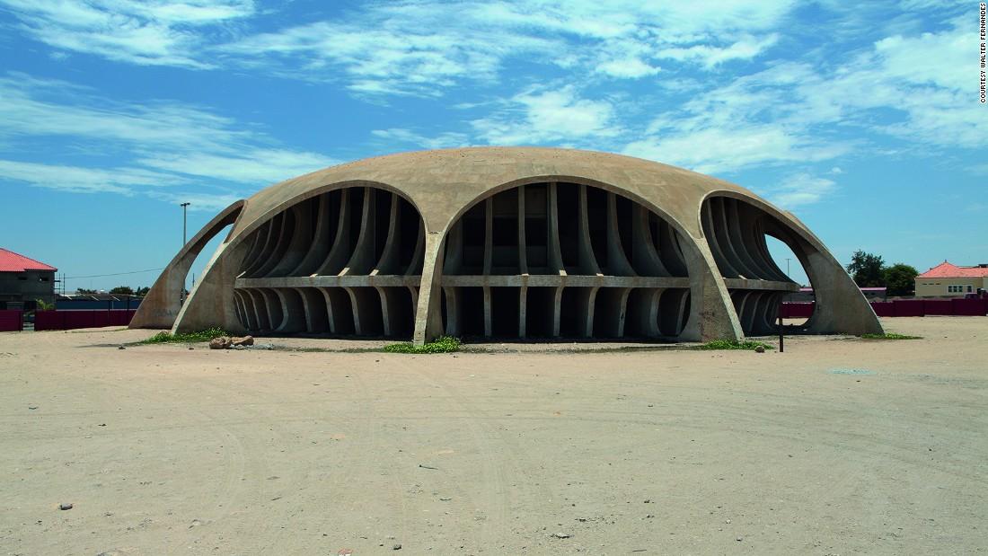 Screen stars: Rescuing Angola's stunning historic cinemas