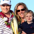 zach johnson wife son 2009