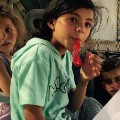 Susiya children playing