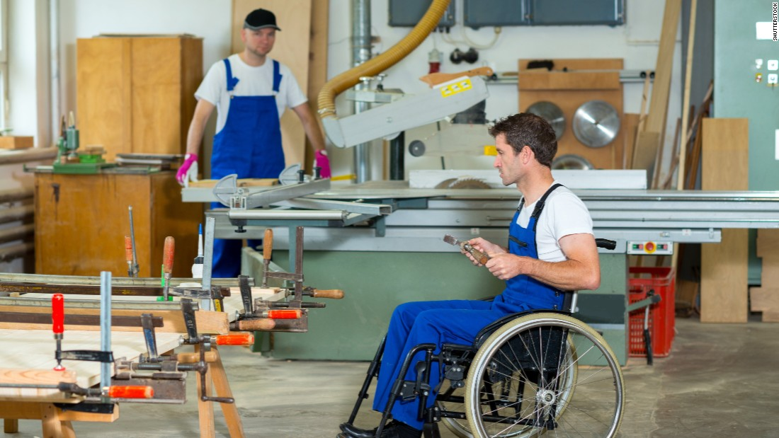 Work, health and disability: improving lives