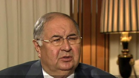 Usmanov: Russia will do a good job for 2018 World Cup
