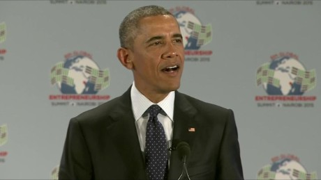 president barack obama kenya entrepreneurship summit sot_00000000