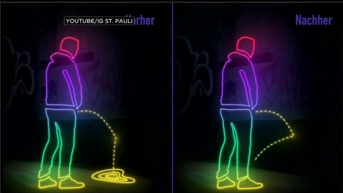 San Francisco starts using 'pee-proof' paint to stop public urination