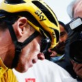 Froome seals yellow