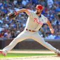 no hitter cole hamels philadelphia phillies