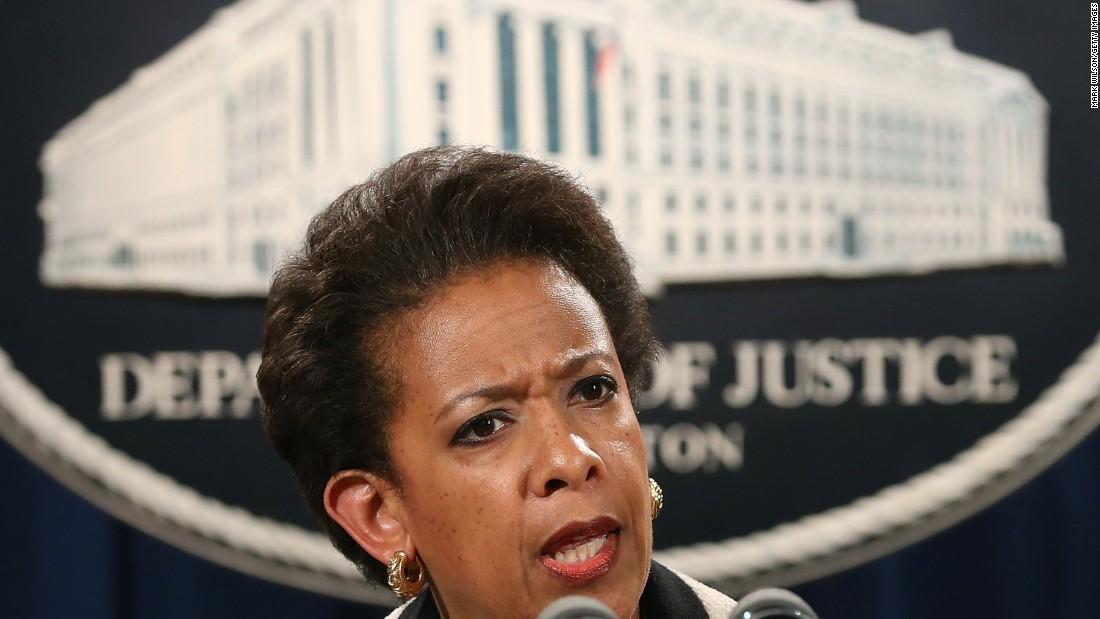Attorney General Lynch: No Pollard link to Iran deal