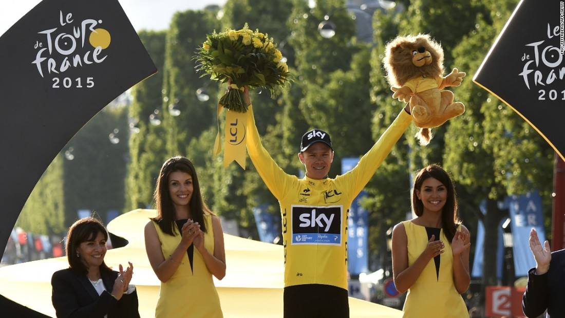 Tour de France 2015: Chris Froome seals second Grand Boucle