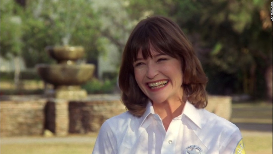"<strong>""There's no basement in the Alamo!""</strong><br /><br />One year after ""Pee-wee's Big Adventure,"" Jan Hooks, the upbeat Alamo tour guide, joined ""Saturday Night Live"" along with screenwriter Phil Hartman. Sadly, both have since lost their lives well before their time."