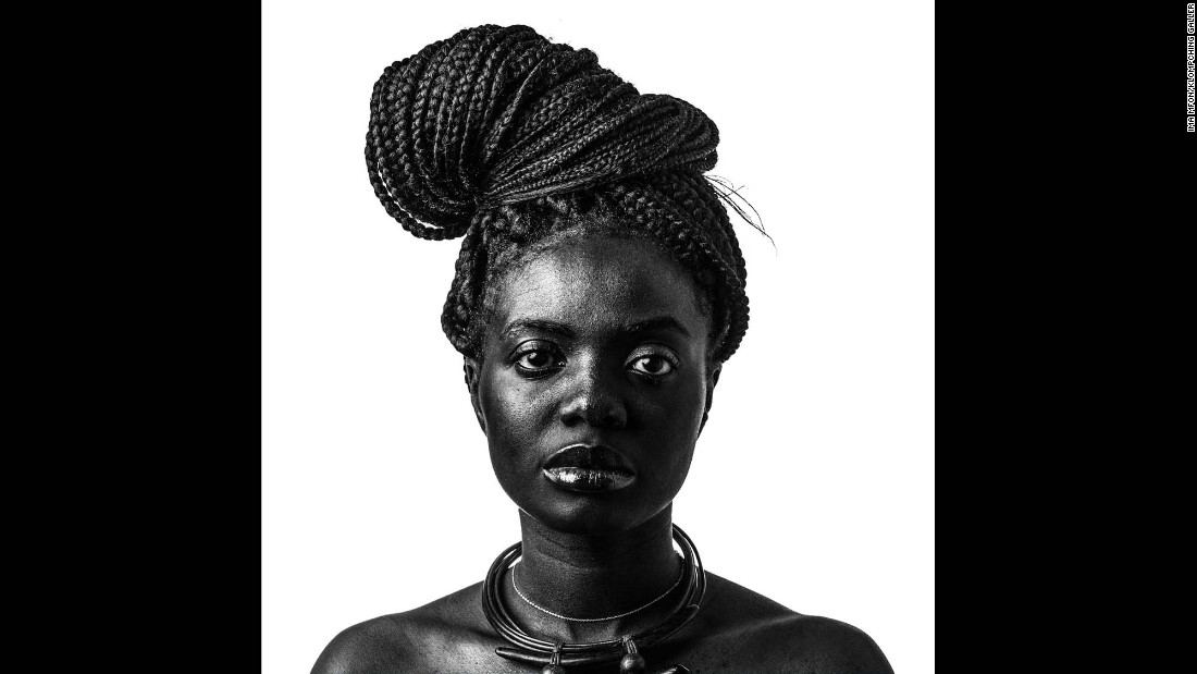 "For Nigerian photographer Ima Mfon, heritage is about pride -- and unity. His series ""Nigerian Identity"" is a celebration of those who share that bond with him."