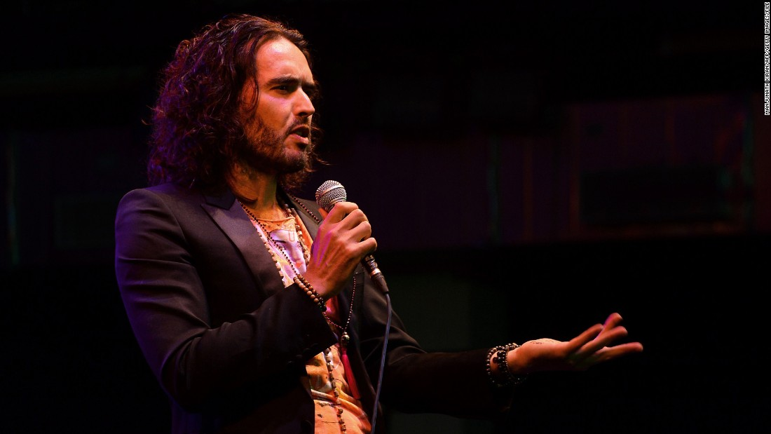 "<strong>""Russell Brand: End the Drugs War""</strong>: The comedian looks back on his years of addiction after the death of his friend singer Amy Winehouse. <strong>(Netflix) </strong>"