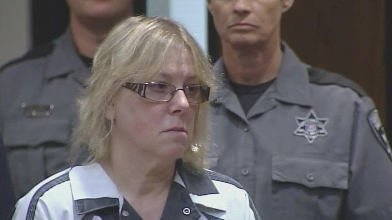 Joyce Mitchell pleads guilty in prison escape case