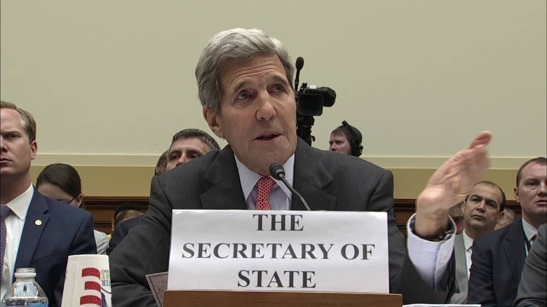 Kerry: Alternative Iran deal a 'unicorn fantasy'