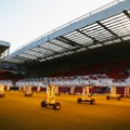 Liverpool Anfield lamps
