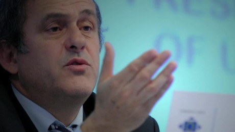 Who is Michel Platini?