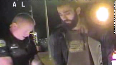 Chattanooga shooter's DUI video released