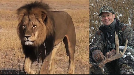 Hunter: Cecil the lion killer was probably 'duped'