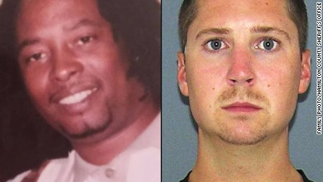 Samuel DuBose, 43, was shot and killed by former University of Cincinnati campus police officer Raymond Tensing on July 20, 2015, after a traffic stop.