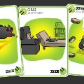 kitten defuse cards