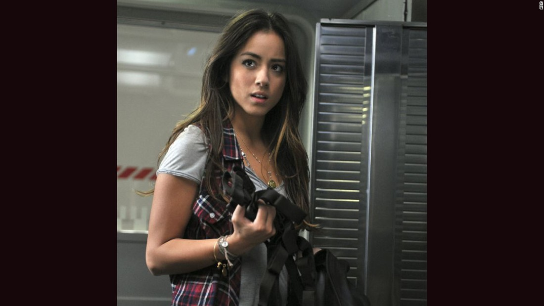 "Skye aka Daisy (Chloe Bennet) joined ""Marvel's Agents of S.H.I.E.L.D.,"" bringing along her hacking expertise."