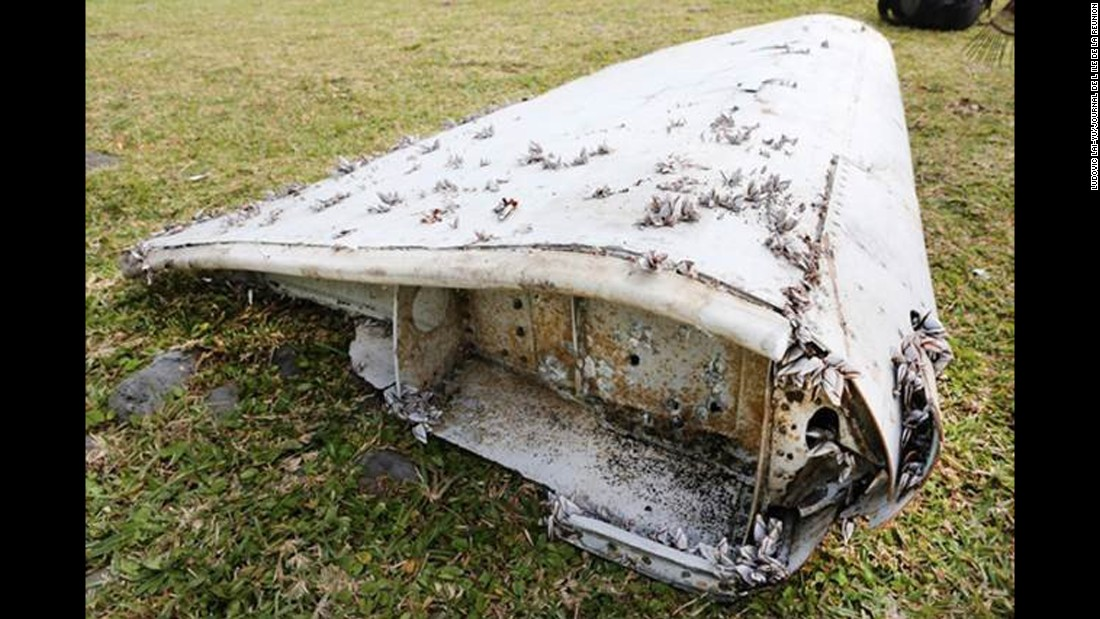 Debris discovered on the island of Reunion, a French territory in the Indian Ocean, was confirmed to be from Malaysia Airlines Flight 370, Malaysian Prime Minister Najib Razak said August 5. The plane disappeared in March 2014 with 239 people on board.