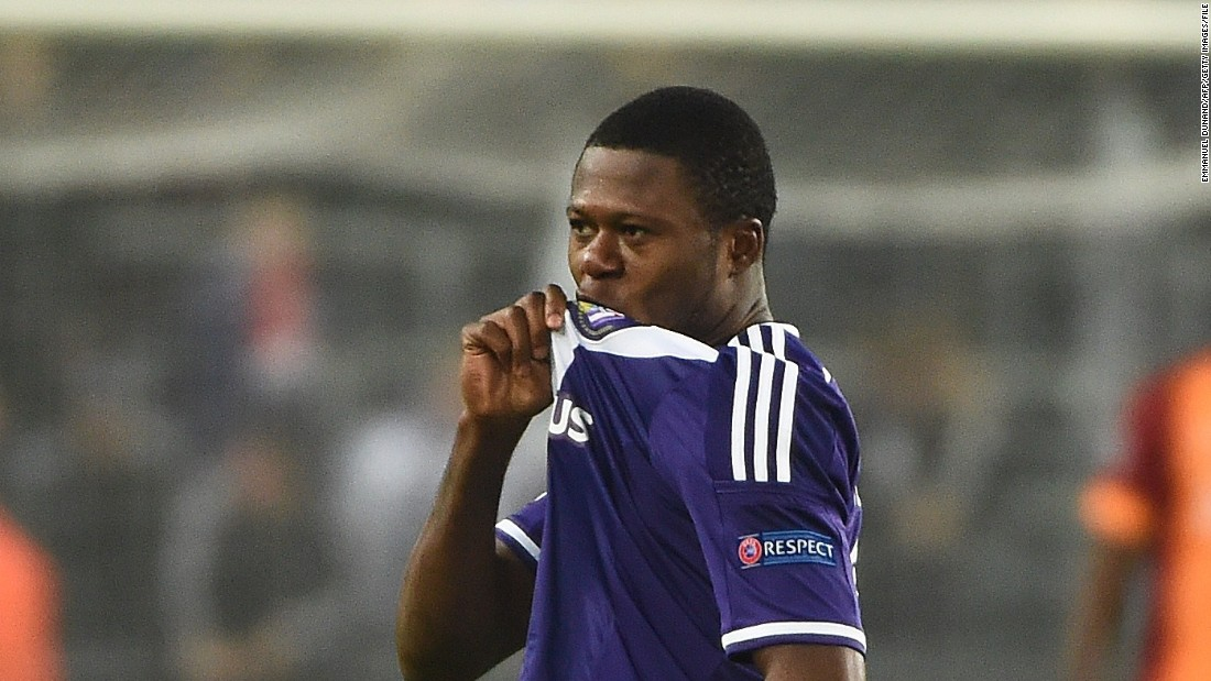Mbemba made 28 appearances for Anderlecht last season, who finished third in the league.