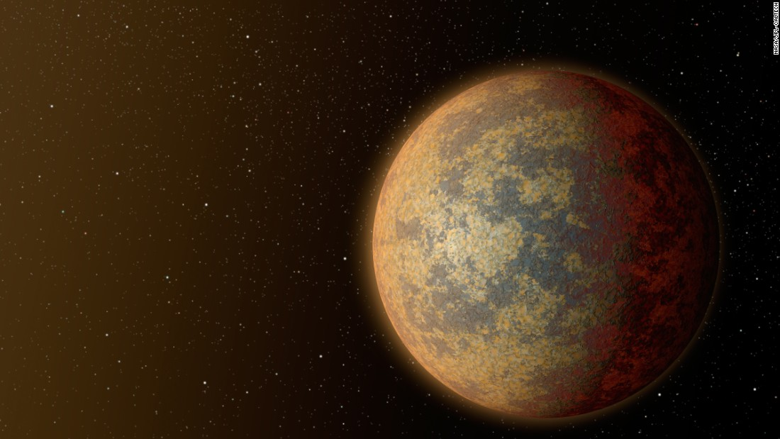 Nearest rocky planet outside our solar system found
