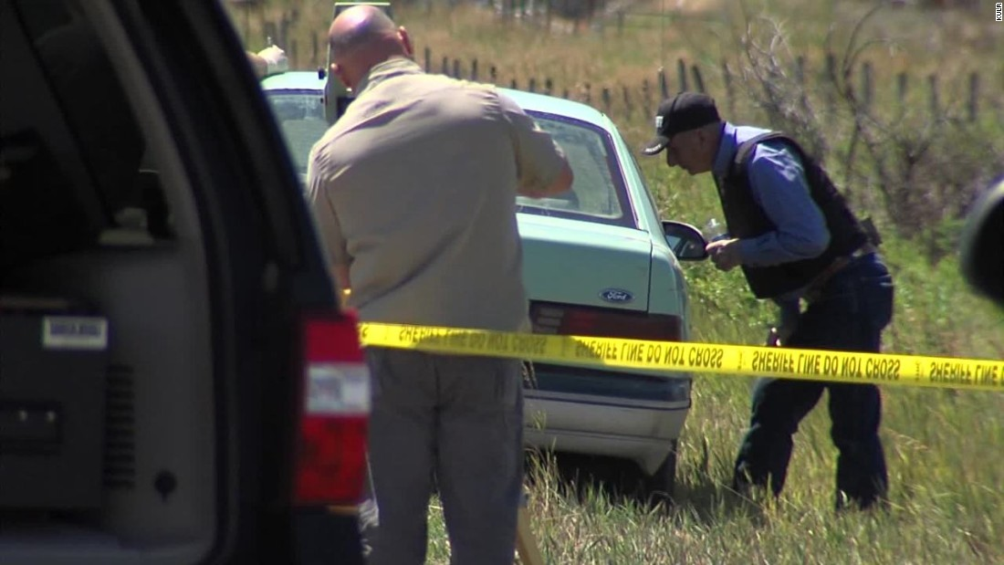 Good Samaritan family is gunned down on Montana Indian reservation