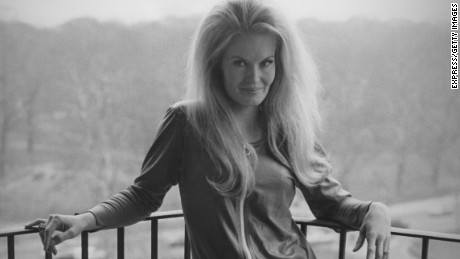 Lynn Anderson in 1971, when she was the biggest singer in country music.