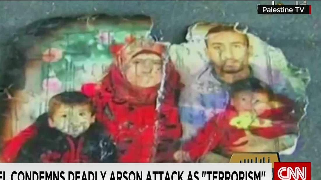 Palestinian toddler's death sparks protests; teen killed