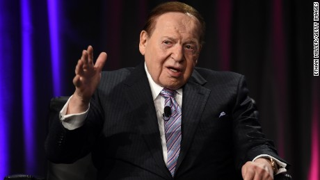 First on CNN: Adelson to spend at least $45 million on 2016 races in boost for GOP