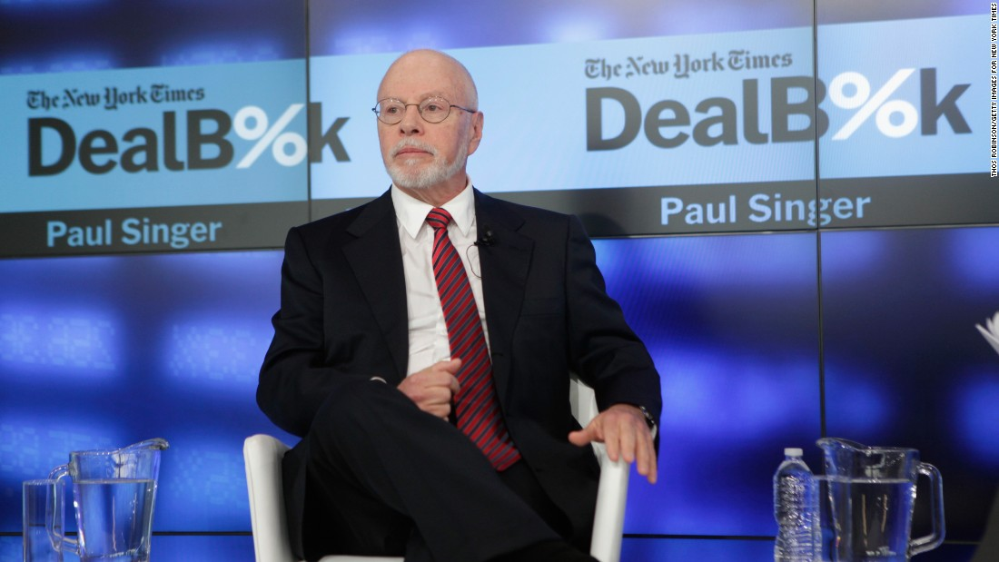 New York investor Paul Singer, who gave $10.5 million to outside groups in 2014, has not donated any money yet this election.