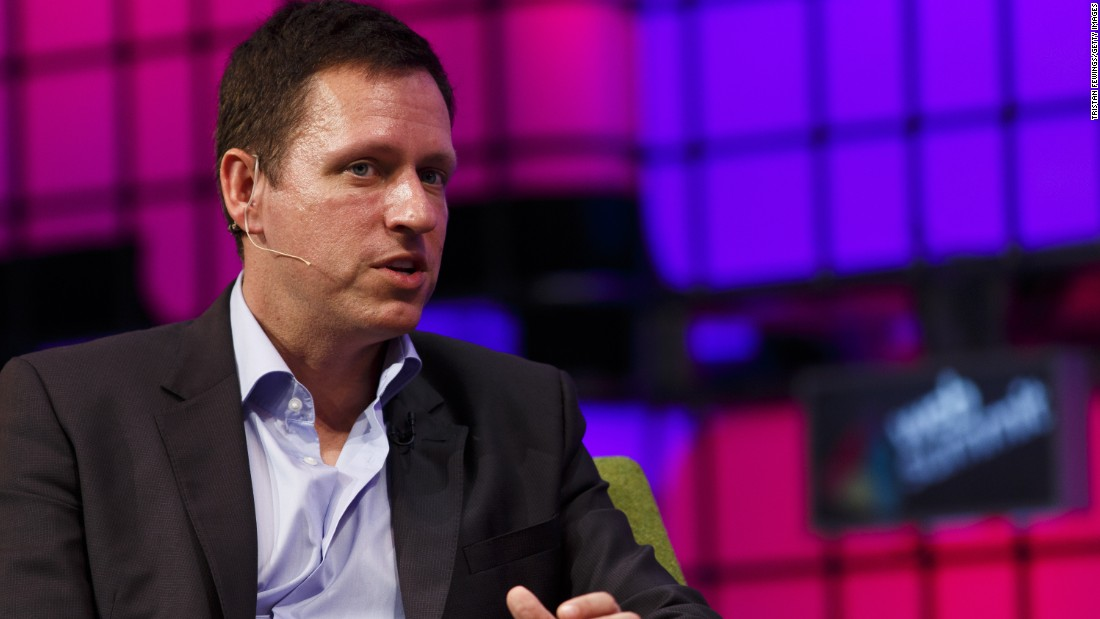 Silicon Valley angel investor Peter Thiel has not committed to donating to anyone yet.<br /><br />According to OpenSecrets, he has given more than $5 million in political donations since 2004.