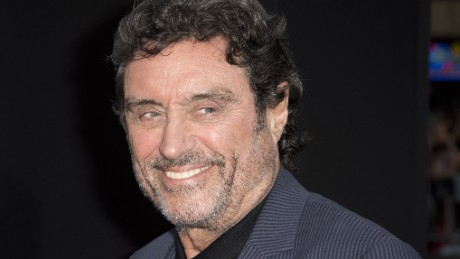 Actor Ian McShane is known for playing scoundrels and thieves.