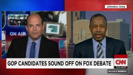 exp rs 0802 Ben Carson on GOP debate prep_00004917