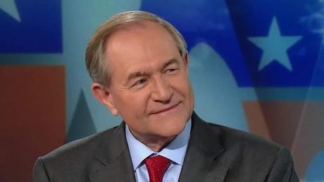 Jim Gilmore talks about his presidential bid - CNN Video
