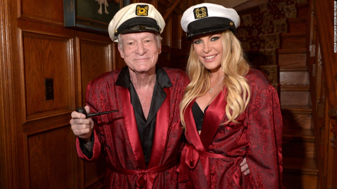 Skeptics have been predicting the end of Hugh and Crystal Hefner's May-September union almost since they married in  2012. But the couple is still going strong.