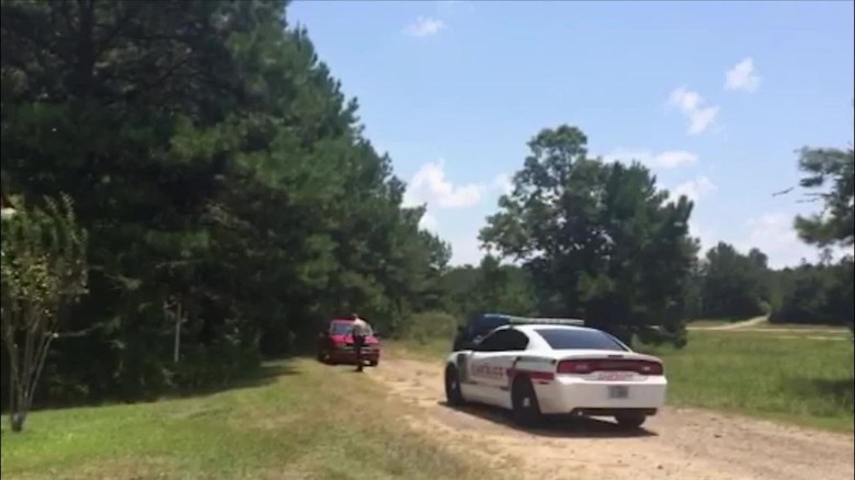 mississippi camp shelby shooting live nr _00004626