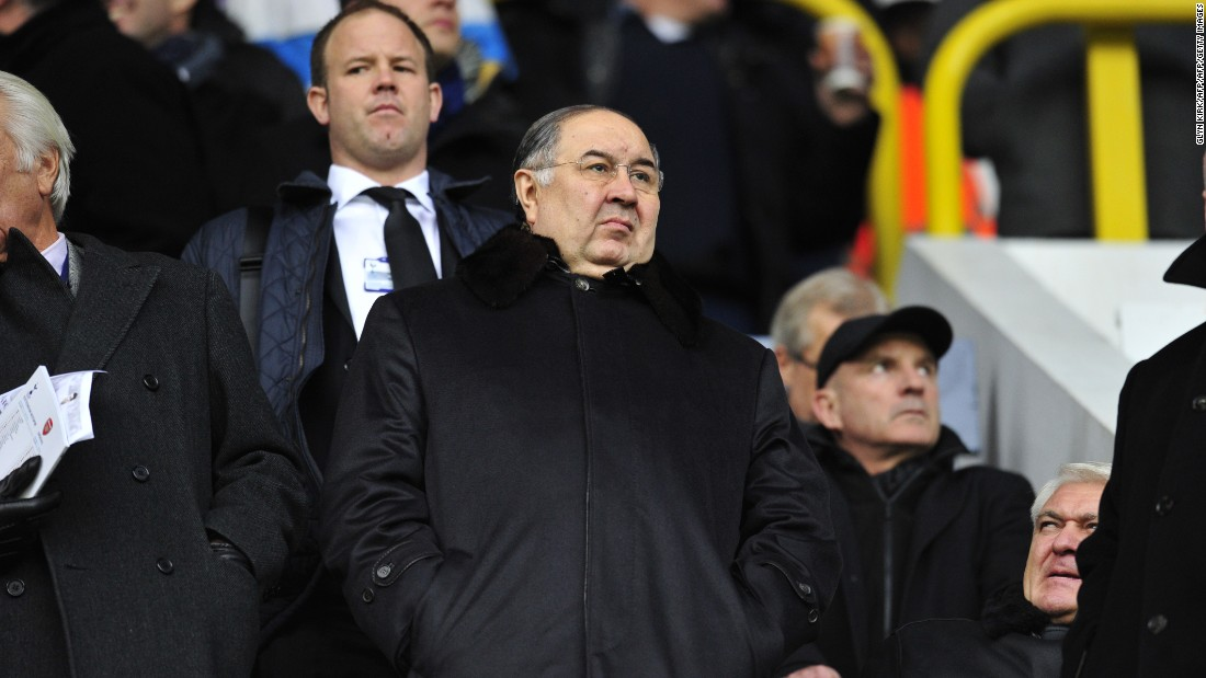 Alisher Usmanov thinks so. The Russian oligarch owns over 30% of Arsenal's shares but says he is powerless to affect the club as he does not sit on the club's board.