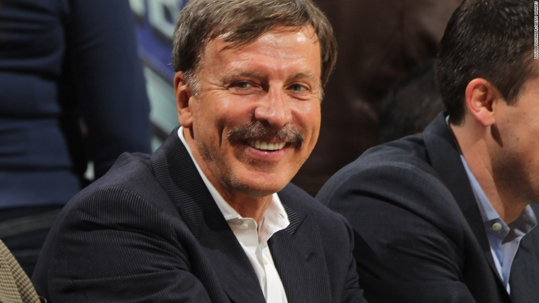 The major shareholder at Arsenal is Stan Kroenke, who owns around 67% of the club's shares. The American also has sporting interests in his homeland, where he and son Josh's portfolio includes ownership of the St Louis Rams (NFL), Denver Nuggets (NBA), Colorado Avalanche (NHL) and Colorado Rapids (MLS).