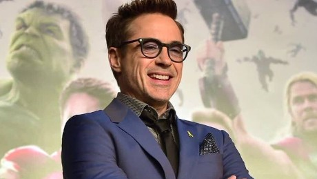 Robert Downey Jr. is the world's highest paid actor
