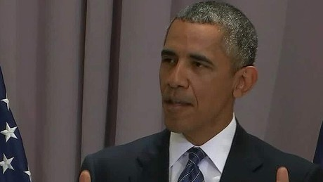 Obama: Nuclear material doesn't 'hide in the closet'