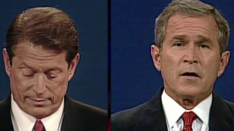 Awkward moments from past debates