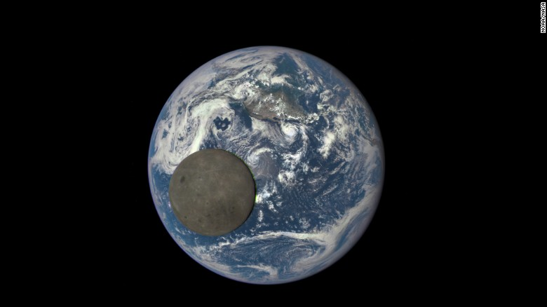 Have you seen the 'dark side of the moon'?