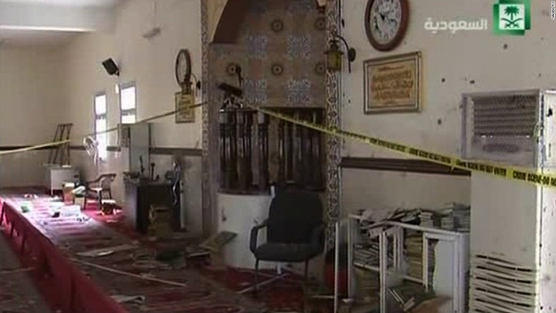 Saudi mosque blast: 13 dead; ISIS claims responsibility
